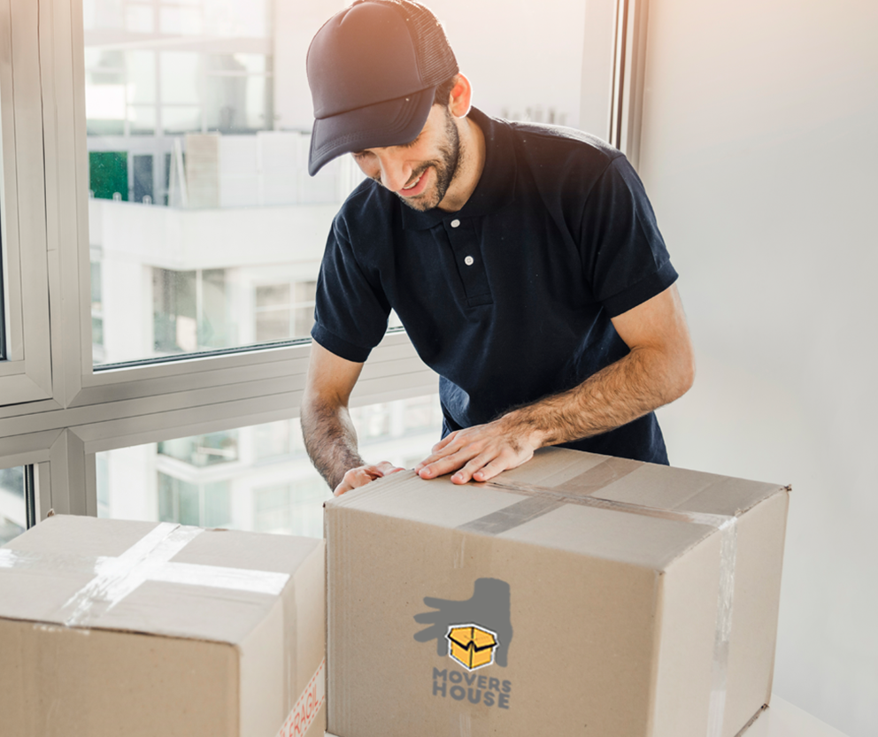Packaging and Storage Services : Movershouse.com